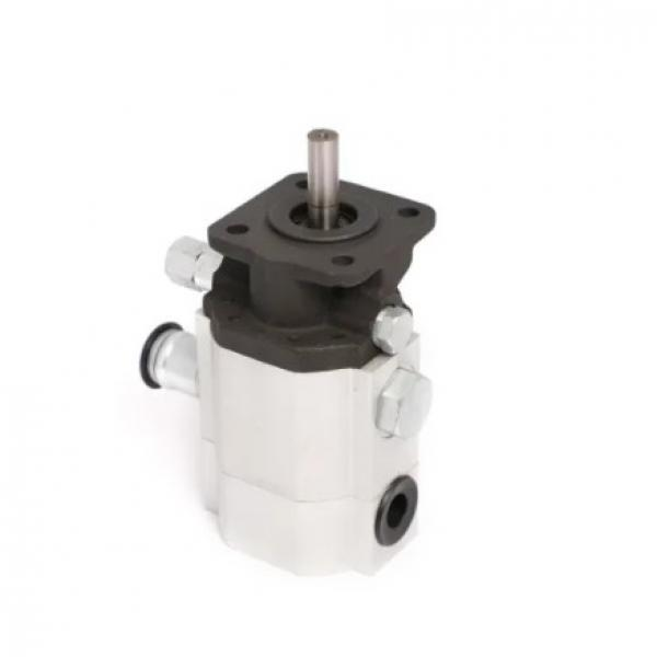 Vickers PV032R1K1T1NMRZ+PVAC1ECMNSJW35 Piston Pump PV Series #1 image